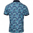North 56°4 Flower Polo 2XL thumbnail