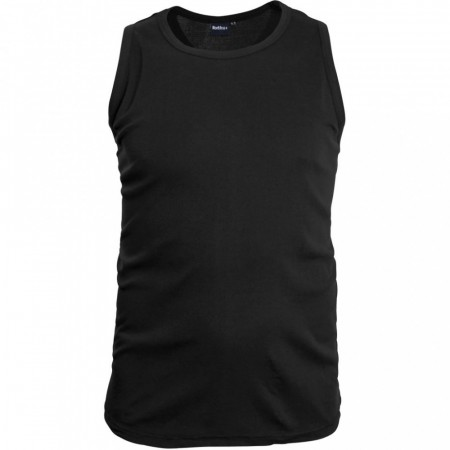 North 56°4 Singlet Sort 3XL-8XL