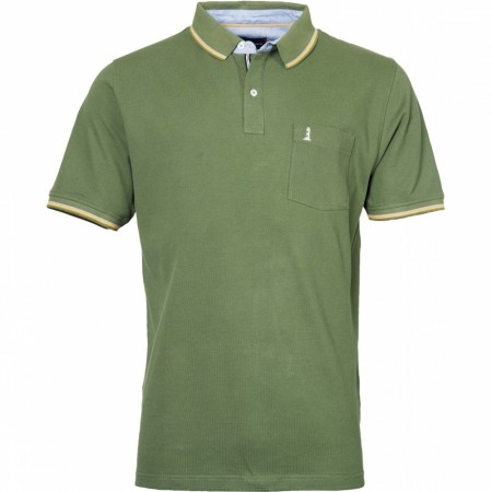 North 56°4 Polo W/contrast On Collar 2XL-8XL