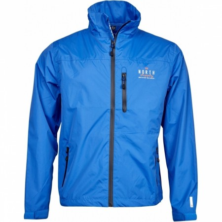 North 56°4 Functional Jacket 5000mm Blue 3XL+8XL