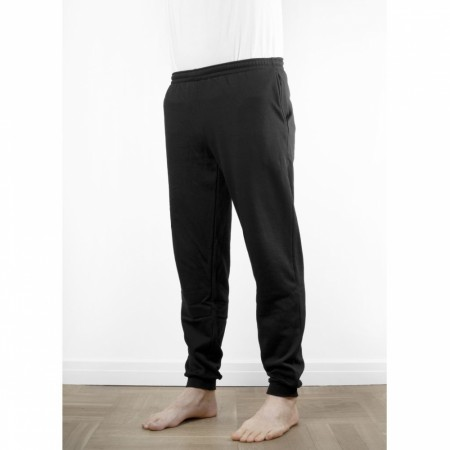 A-team Sort Joggebukse M-4XL