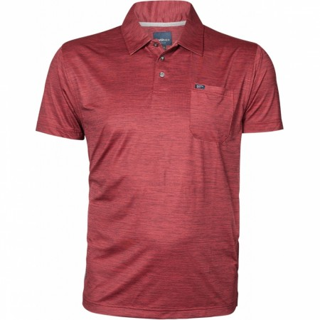 North 56°4 Aubergine Polo Cool Effect S/s 2XL-8XL