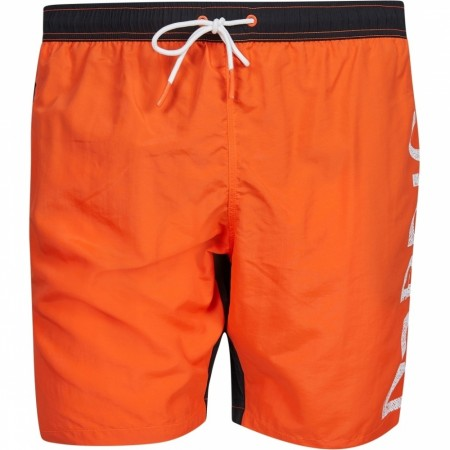 North 56°4 Orange Swimshorts W/print XXL-8XL