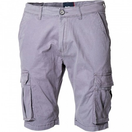 North 56°4 Dark Grey Cargo Shorts 38