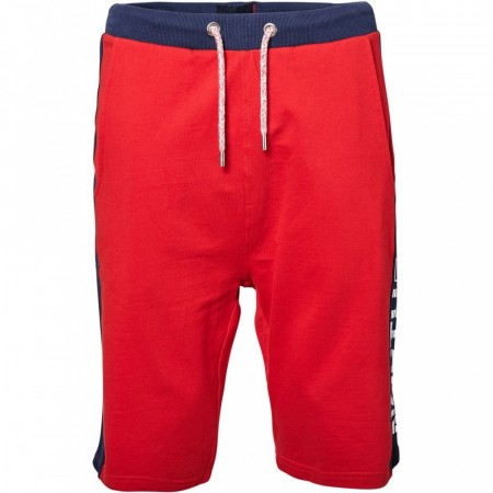 North 56°4 Red Sweat Shorts 5XL-8XL