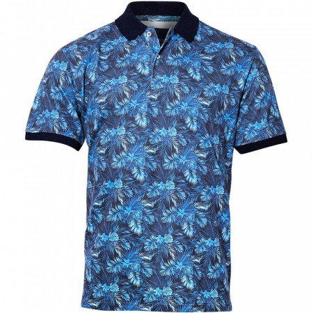 North 56°4 Flower Polo 5XL